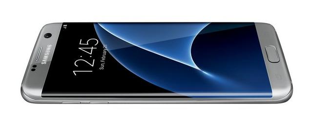 ภาพหลุดก่อนวันเปิดตัว !! Samsung Galaxy S7 สีเงิน และ S7 Edge สีดำ