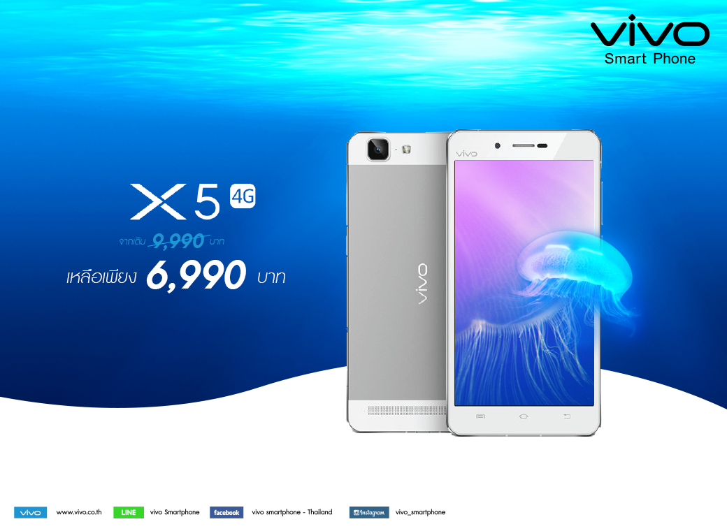 vivo-x5-4g-new-price