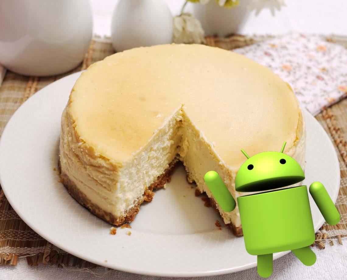 หรือว่า Android N จะมาในชื่อ New York Cheesecake ??
