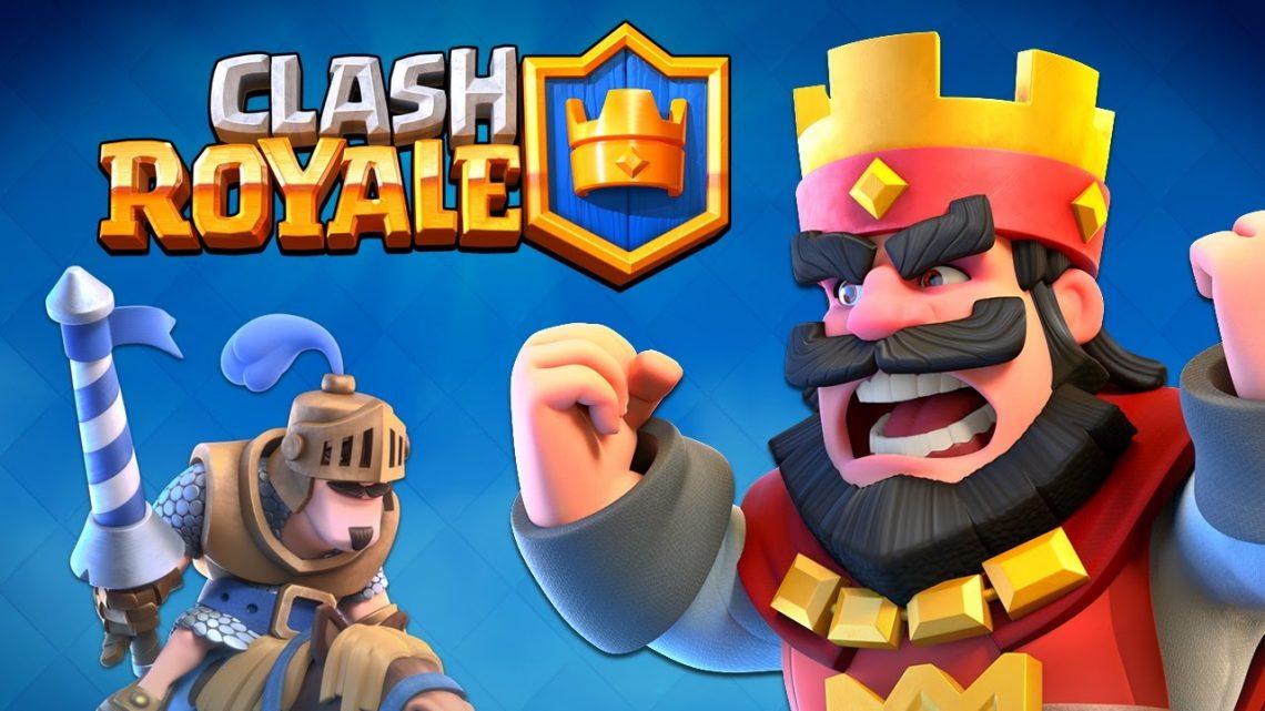 [มีคลิป] Clash Royale เกมใหม่จาก Supercell ดาวน์โหลดบน Google Play Store ได้แล้ววันนี้!!!