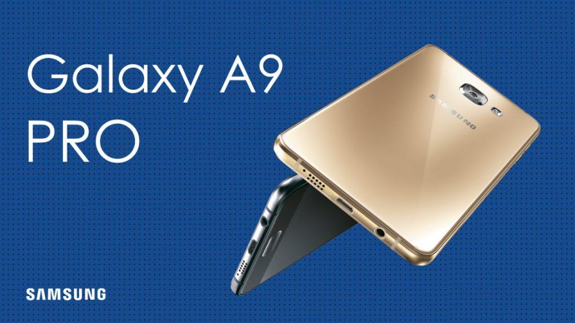 ยัง… ยังไม่หยุด !!! Galaxy A9 Pro สมาร์ทโฟนอีกหนึ่งรุ่นในปีนี้จาก Samsung !!! ใครชอบแนวใหญ่ๆอึดๆต้องตัวนี้เลย