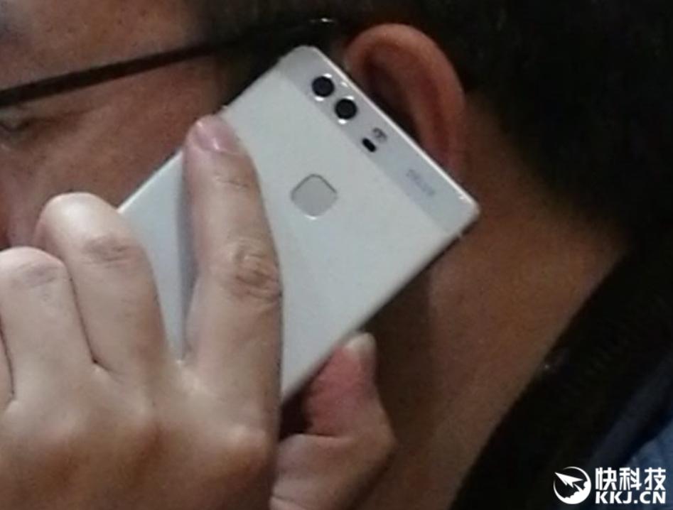 ประธานมาเอง !! ภาพหลุด Huawei P9 จากประธานบริษัท แสดงให้เห็นกล้องหลังแบบ Dual Camera