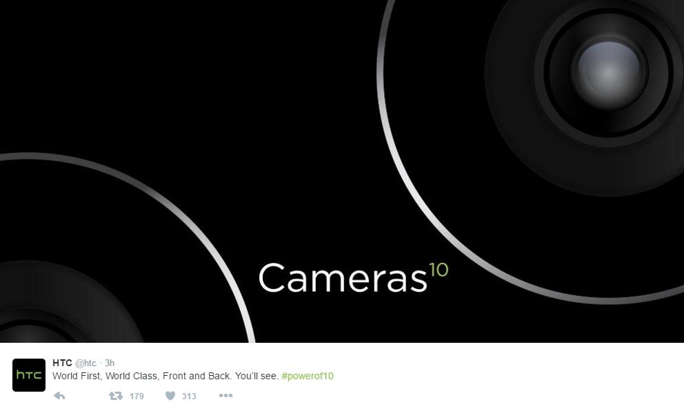 HTC เผย!!HTC 10 จะมาพร้อมกล้องถ่ายภาพระดับ World Class!!!