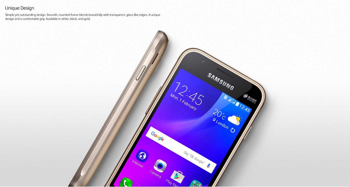 Galaxy J1 ยังไม่พอ !! Samsung เปิดตัว Galaxy J1 Mini เพิ่มตลาด Ultra low-end