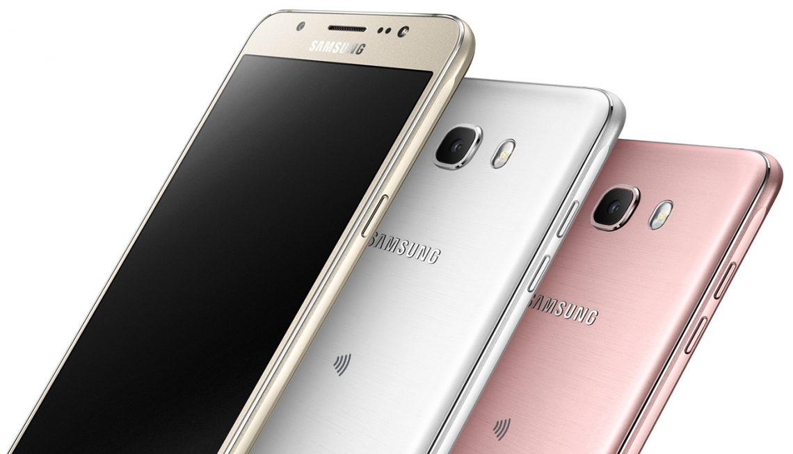 เปิดตัว Samsung Galaxy J5 และ Samsung Galaxy J7 รุ่นปี 2016 มีสีชมพูด้วย!!