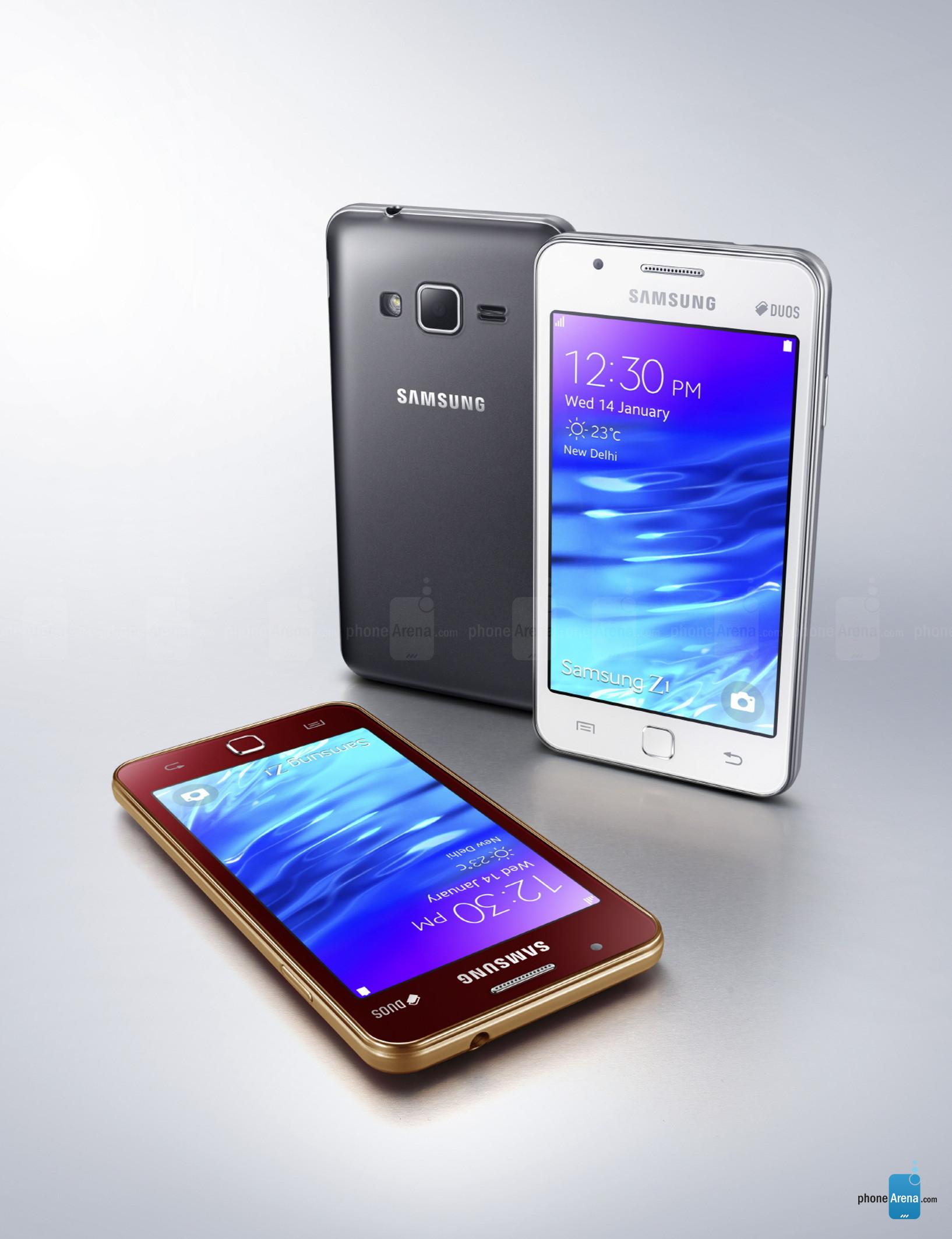 Samsung-Z1-1