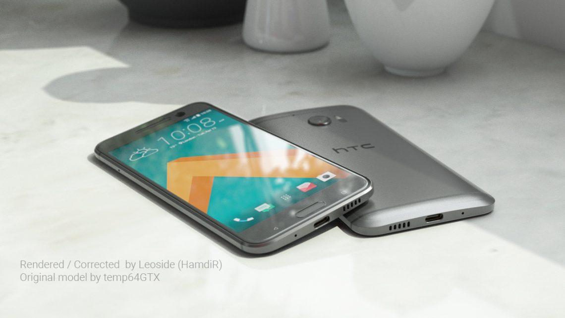 เผยภาพ Render ของ HTC 10 (One M10) ที่ใกล้เคียงกับตัวจริงมากที่สุด ??