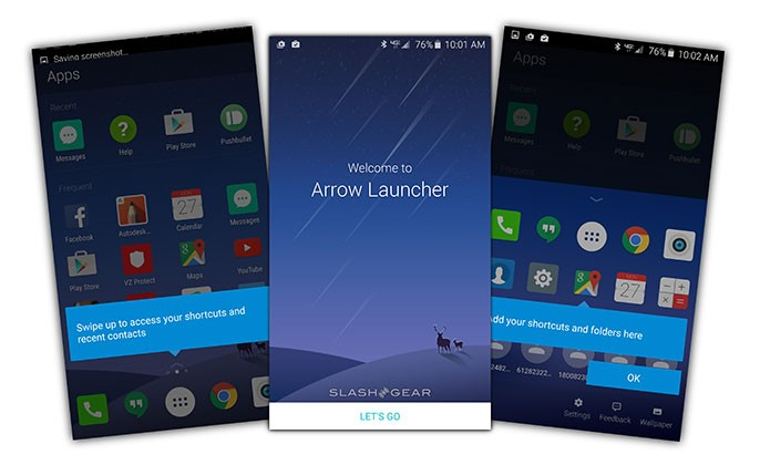 arrowlauncher
