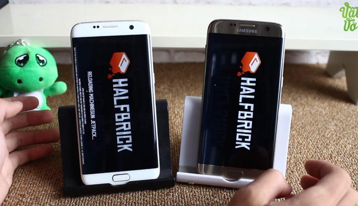 เอาละสิ !! ดูเหมือน Samsung Galaxy S7 ที่ใช้ชิป Exynos จะเร็วกว่า Galaxy S7 ที่ใช้ชิป Snapdragon [มีคลิป]