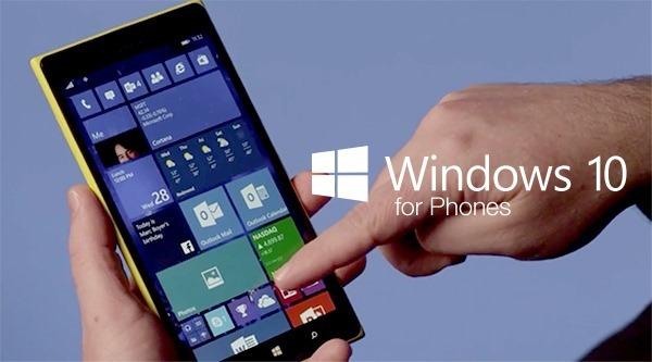 มาแล้วจ้า !! Windows 10 Mobile ปล่อยให้อัปเดตผ่าน OTA แล้ว พร้อมเผยรุ่นที่ได้รับการอัปเดต