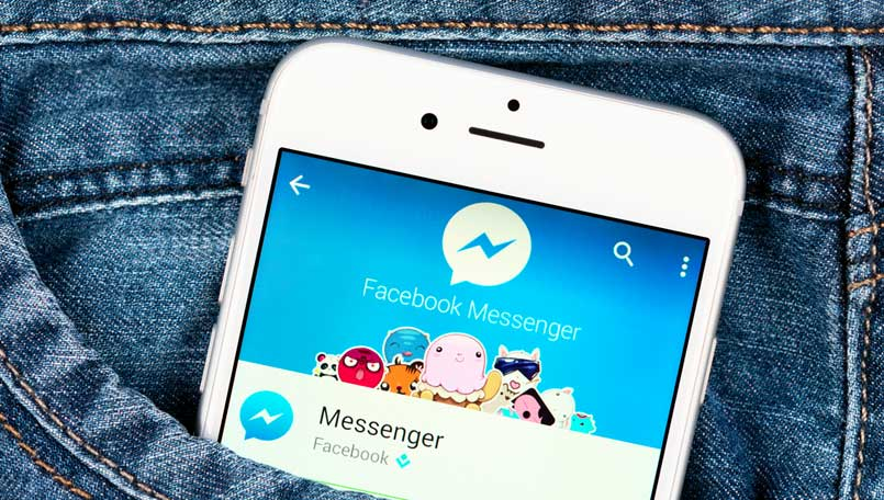 facebook-messenger-stock-image
