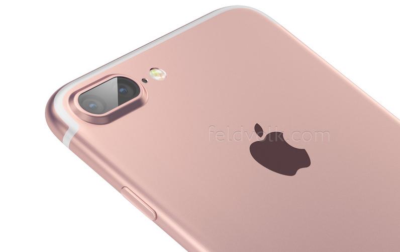 ภาพเรนเดอร์ล่าสุด iPhone 7 มาพร้อม Smart Connector, กล้องคู่ และตัวเครื่องบางเพียง 6 มิลลิเมตร