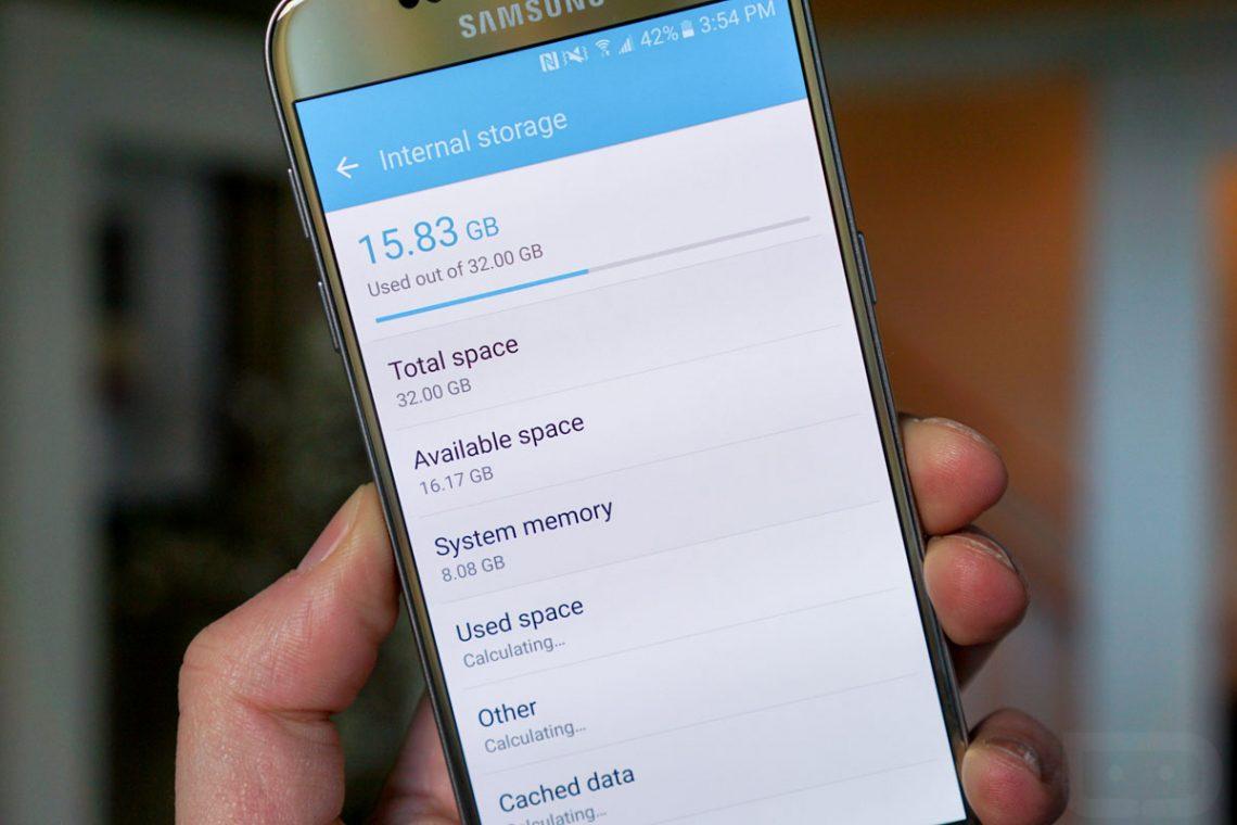 เอาล่ะสิ!! Bloatware ทำ Samsung Galaxy S7 เสียพื้นที่กว่า 8 GB ตั้งแต่แกะกล่อง!!