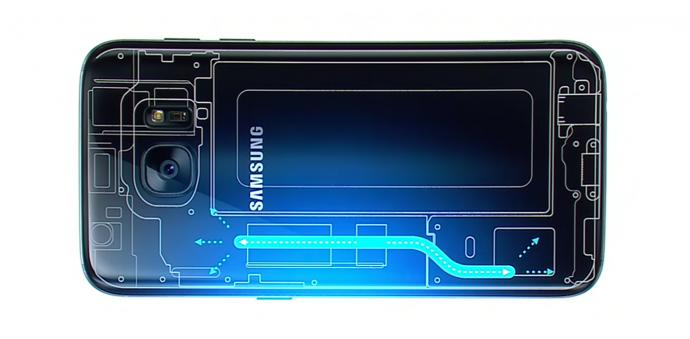 Samsung Galaxy S7 และ S7 Edge มีผลทดสอบในการควบคุมอุณหภูมิที่ดีขึ้น แต่การทำงานของ TouchWiz ยังไม่ลื่น