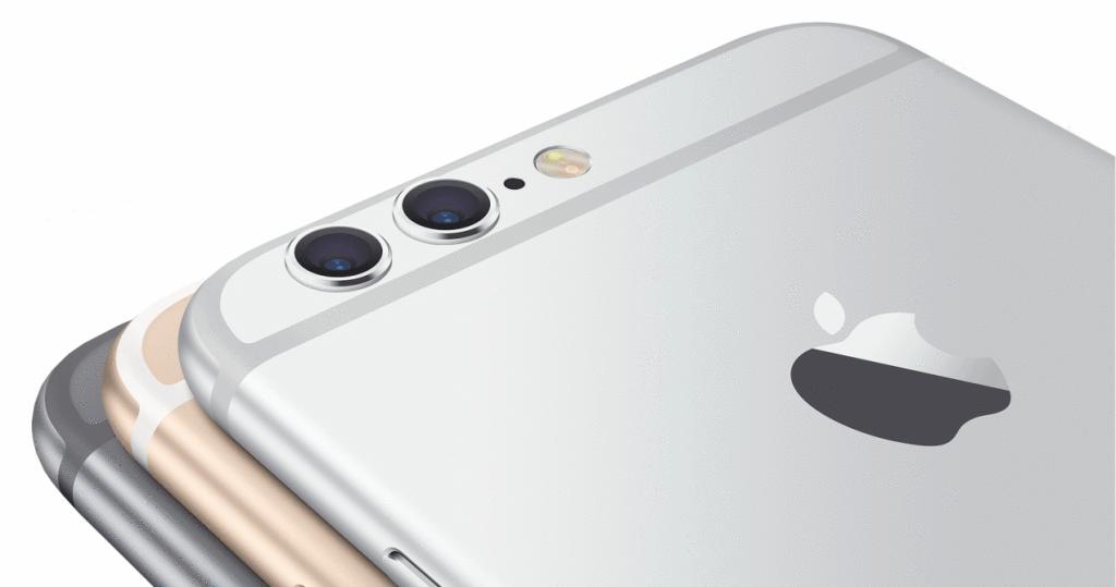 ข่าวลือ !! iPhone 7 จะมากับกล้องแบบ Dual-Camera