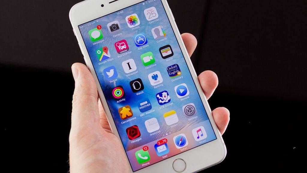 iphone 6s plus หน้าจอ
