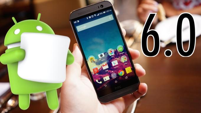 มาแล้วจ้า !! HTC เริ่มปล่อยอัปเดต Android Marshmallow ให้กับ HTC One E8 และ HTC One M8 EYE แล้วในต่างประเทศ