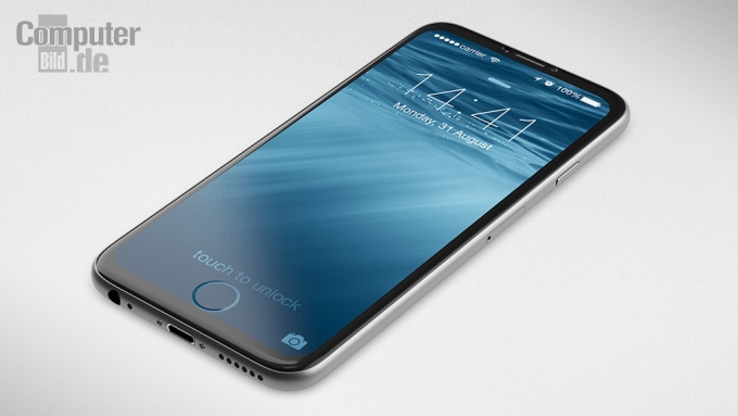 ข่าวลือ !! iPhone 7 จะเปลี่ยนรูปแบบของปุ่มโฮมเป็นแบบดิจิตอล เพื่อคุณสมบัติกันน้ำ กันฝุ่น !!