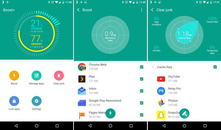 HTC Boost+ แอปเพิ่มประสิทธิภาพสมาร์ทโฟนของ Android ปล่อยให้ดาวน์โหลดมาใช้งานแล้ววันนี้บน Play Store