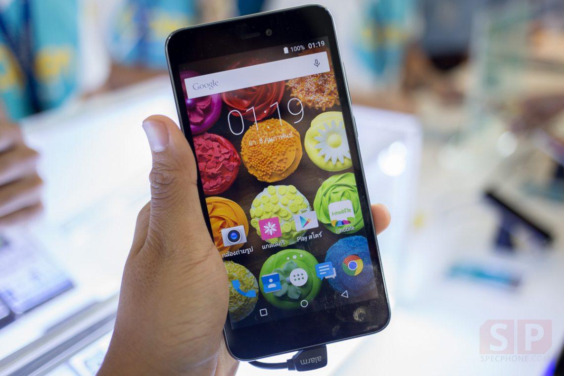 [Hands-on] ลองจับ i-mobile i-STYLE 811 มือถือระบบเสียงทรงพลังในราคา 3,790 บาท!!!