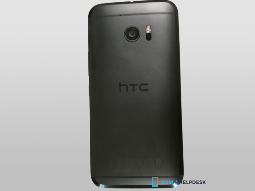 Latest leaked image of the HTC 10 1