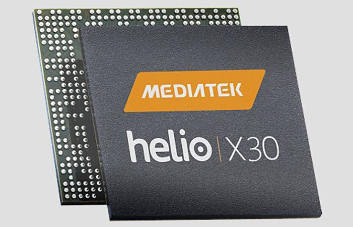 Nuevos detalles del Chip Helio X30