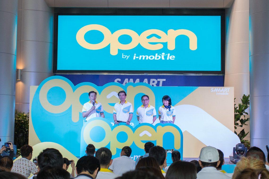 พาไปดู!! งานเปิดตัวคอนเซ็ปต์ Open และ Open SIM ซิม 3G โซเชียลง่ายๆแบบไม่ลดสปีดจาก i-Mobile!!