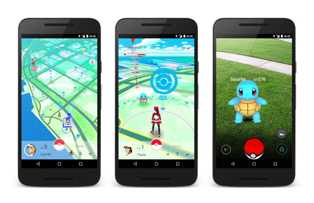[มีคลิป] หลุดวีดีโอทดสอบเกม Pokémon Go ยาว 8 นาทีรู้หมดเลยเกมนี้มีดีตรงไหน??