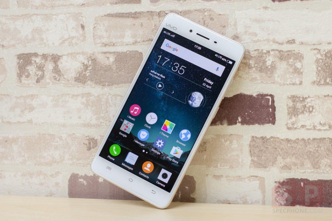 ราคามันได้!! Vivo V3Max สเปคเทพ Snapdragon 652 + Ram 4 GB ลดเหลือ 7,990 บาท