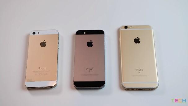 [มีคลิป] เทียบกันแบบชัดๆ iPhone SE แช่น้ำได้นานกว่า iPhone 5S แค่ไหน??