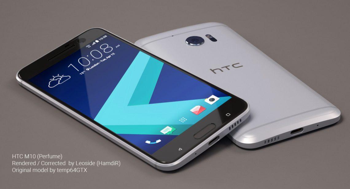 แฟนๆ ว่าไง? หลุดภาพตัวเครื่องแบบเต็มๆ  HTC M10 สมาร์ทโฟนเรือธงรุ่นใหม่จาก HTC!!