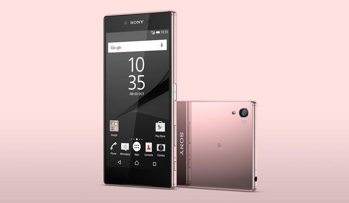 สายแบ๊ว !!! Sony ประกาศจะเพิ่มสีชมพูไว้ให้เลือกบน Xperia Z5 Premium!!!