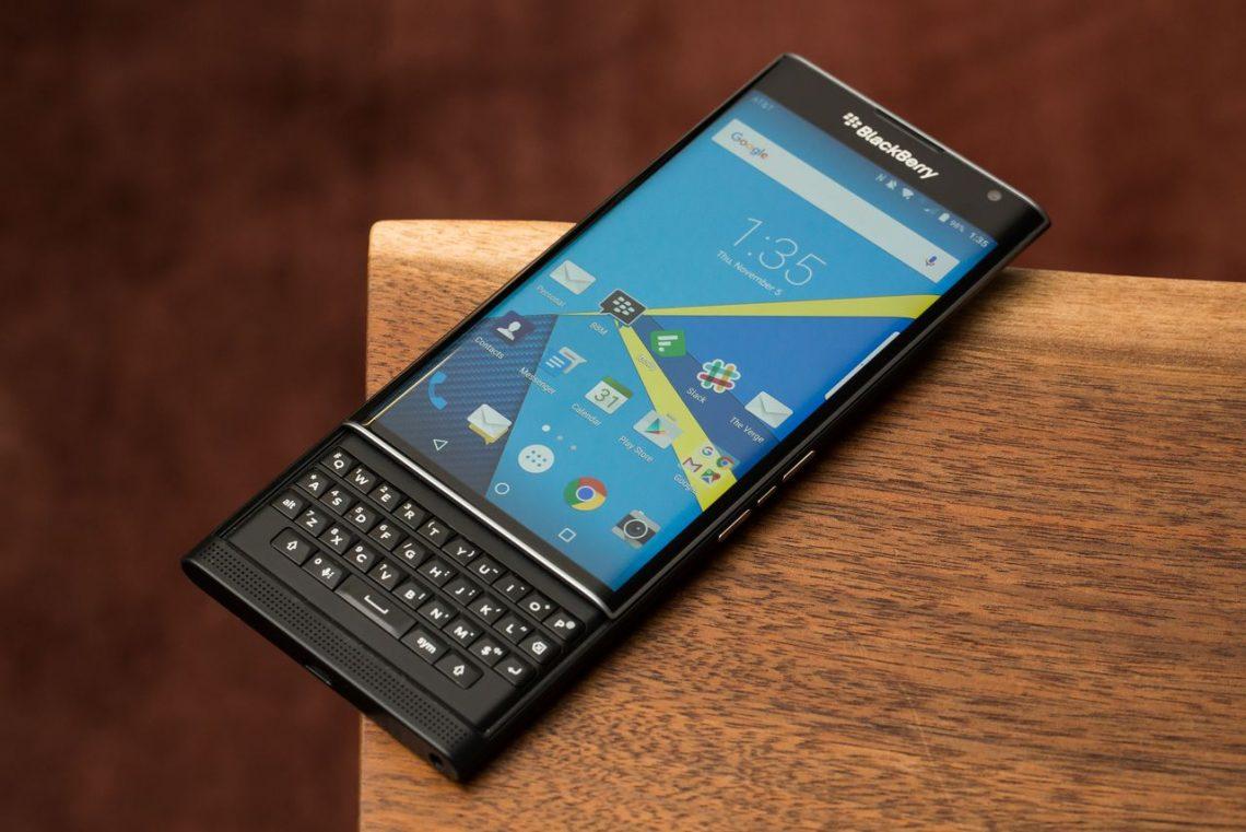 อีกสักตั้ง !!! BlackBerry เตรียมปล่อยสมาร์ทโฟนระดับกลางสองรุ่นในปีนี้ !!!