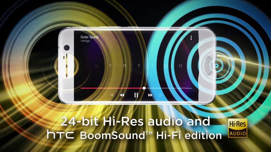 ได้อย่างเสียอย่าง !! HTC 10 ไม่ได้มากับลำโพงแบบ Stereo แต่ก็มีระบบเสียงแบบใหม่ที่เจ๋งไม่แพ้กัน !!