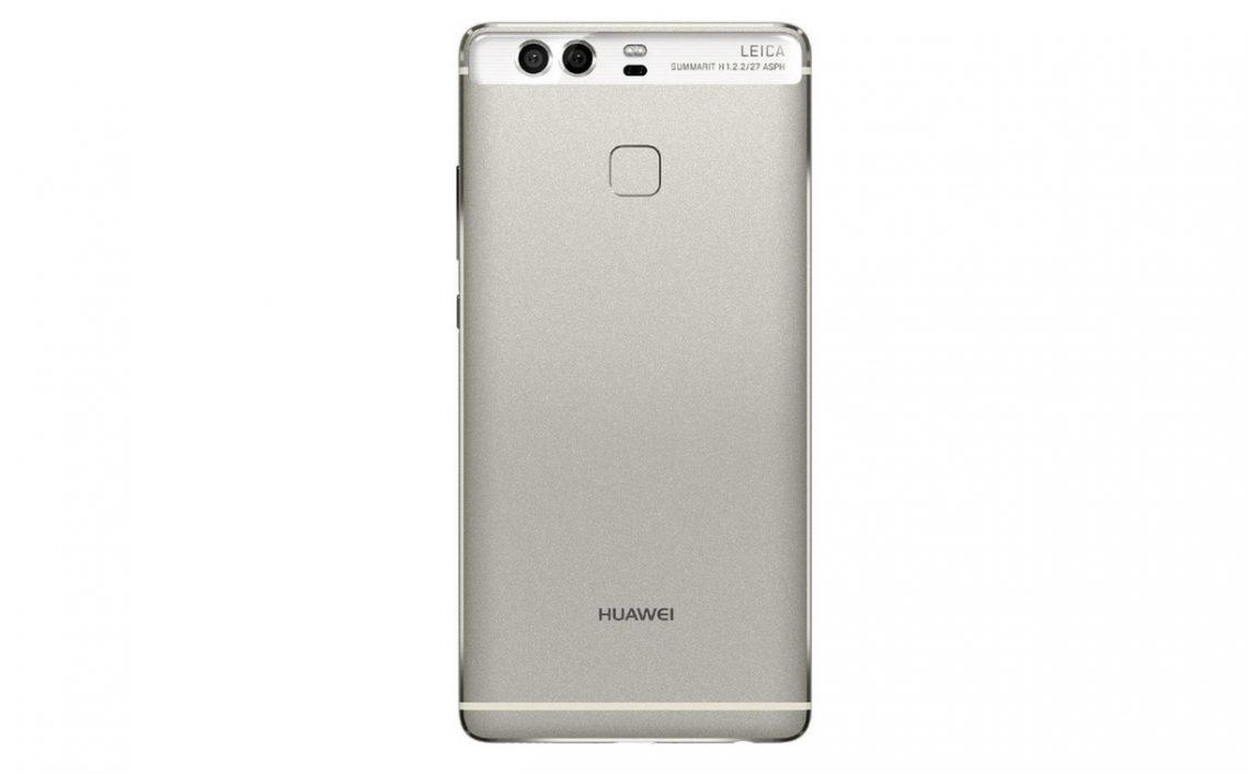 เผยภาพตัวเครื่อง Huawei P9 ที่สวยงามไม่เบา แสดงให้เห็นกล้องแบบ Dual Camera และระบบสแกนลายนิ้วมือ