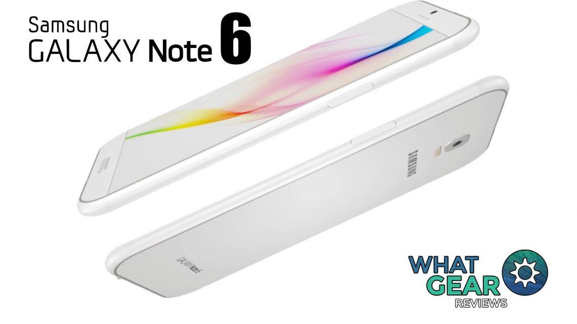 รายงานเผย Samsung Galaxy Note 6 จะกันน้ำกันฝุ่นเหมือนกันกับ Galaxy S7 และมีเทคโนโลยีสแกนม่านตา !!