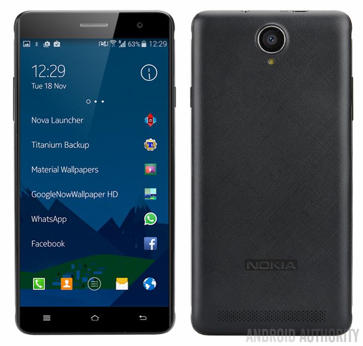 เผยภาพหลุด Nokia A1 สมาร์ทโฟนระดับกลาง มากับหน้าจอ 5.5 นิ้ว และ Android 6.0