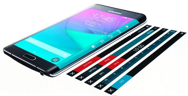 ข่าวลือ !! Samsung Galaxy Note 6 จะมีทั้งรุ่นหน้าจอโค้ง และหน้าจอปกติ มากับขนาดแบตเตอรี่ 4,000 mAh