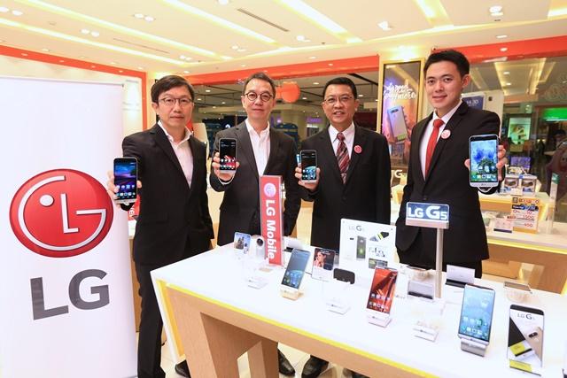 มาแล้วจ้าา!! TG Fone จับมือ LG เกาหลีคว้า LG G5 (SE) วางจำหน่ายในงาน TME 2016
