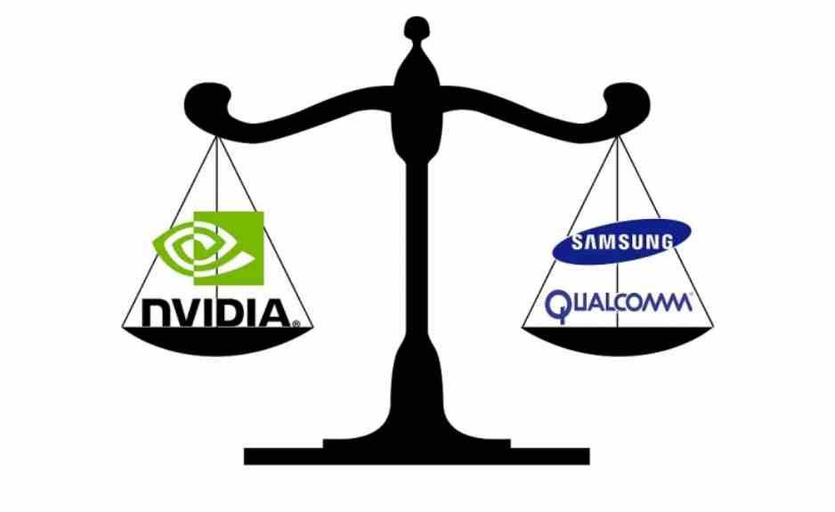 Nvidia VS Sues Samsung Qualcomm GPU