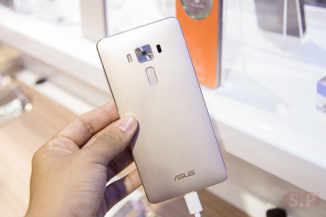[Preview] ASUS Zenfone 3, Zenfone 3 Deluxe, Zenfone 3 Ultra จับเครื่องจริง แบบส่งตรงจากไต้หวัน!!