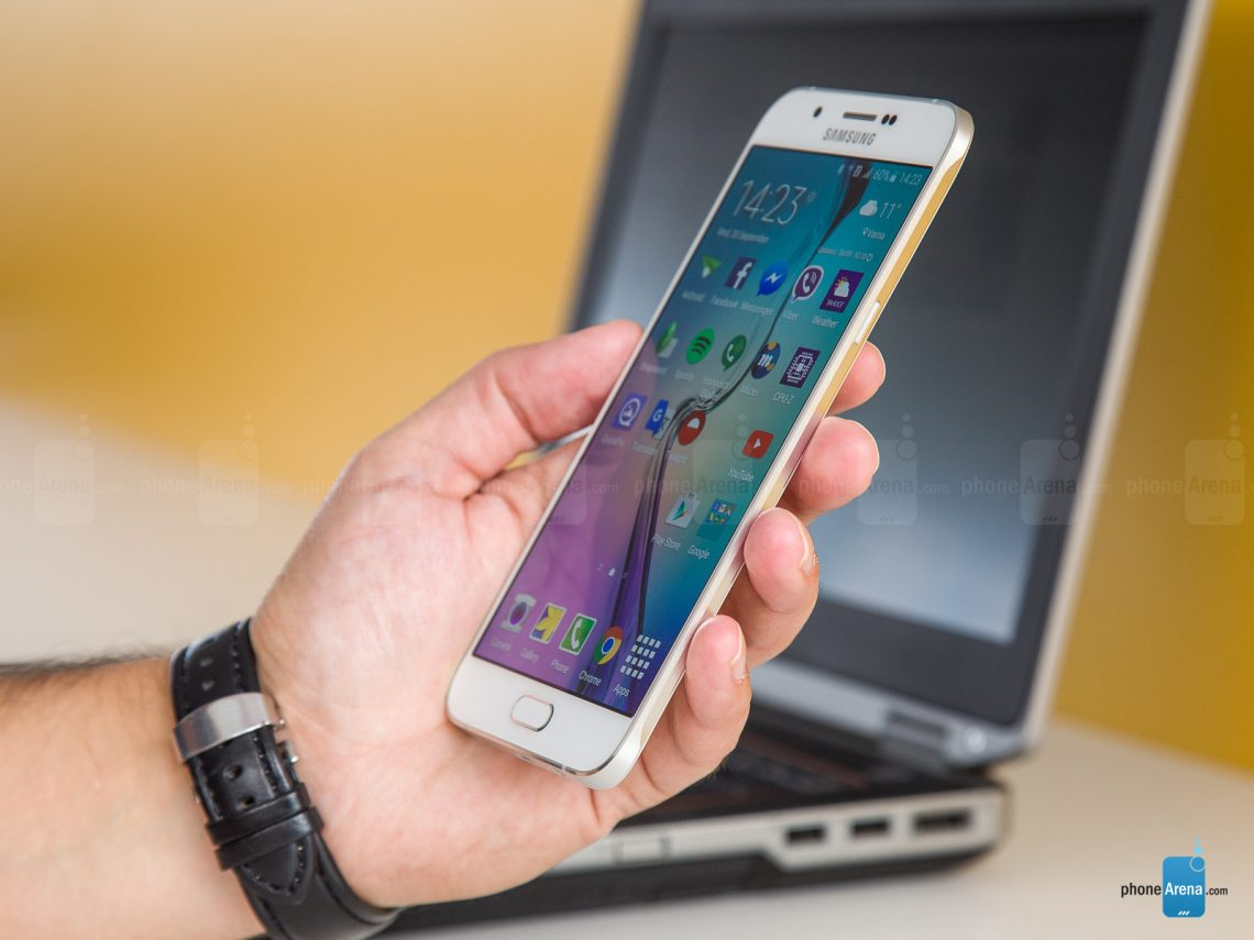 Samsung Galaxy A8 ใกล้ได้รับอัพเดต Android 6.0 Marshmallow แล้วจ้า!!