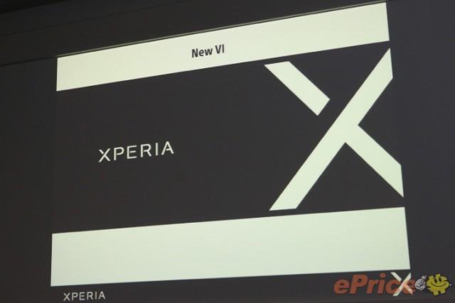 Sony จะใช้ชื่อ Xperia X ไปจนถึงปี 2018 และอาจใช้ชื่อนี้แทน Xperia C และ Xperia M อีกด้วย ??