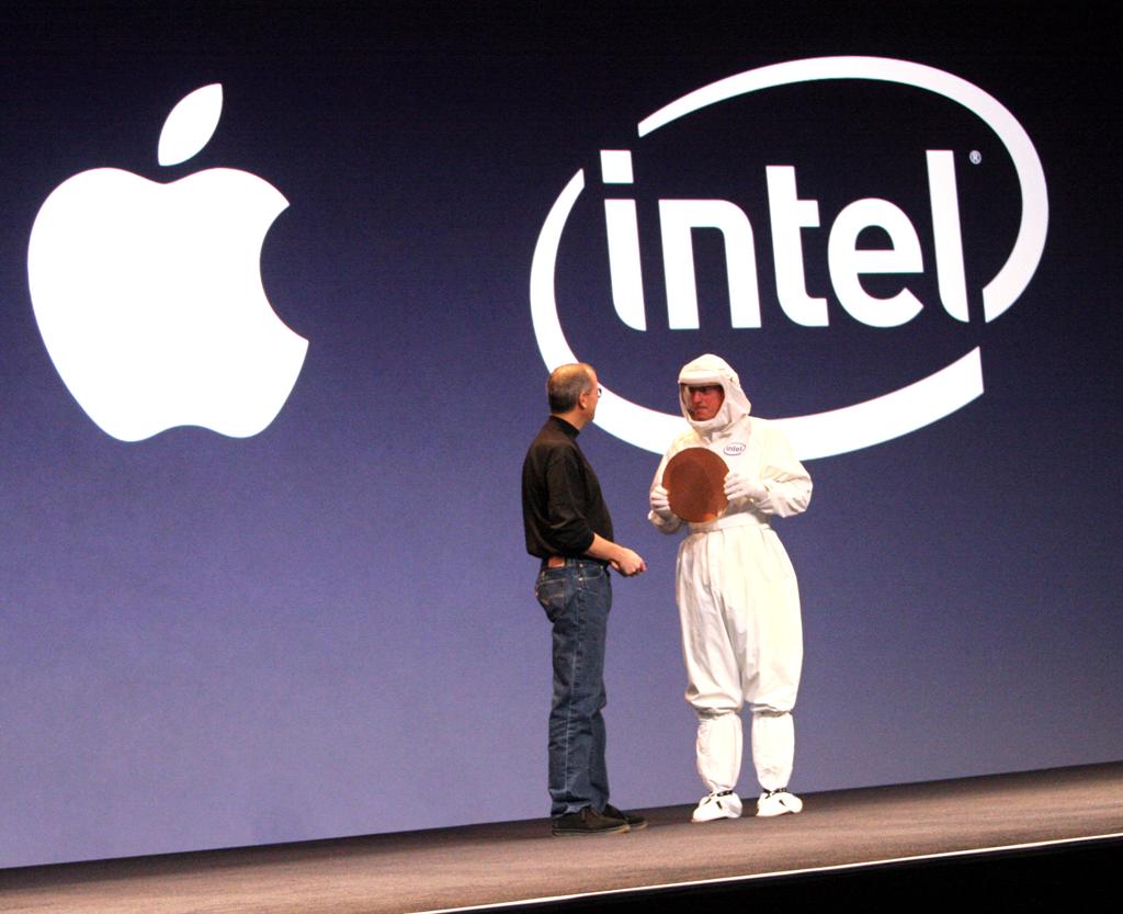 ข่าวลือ !! Apple อาจจะใช้ชิปโมเดม Intel ให้กับ iPhone 7 ??