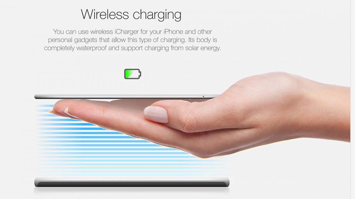 ลือ !! Apple เตรียมใส่ฟีเจอร์ชาร์จไร้สายระยะไกลให้กับ iPhone และ iPad ในปี 2017 !!