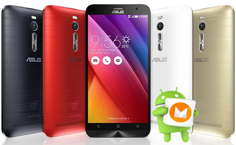 มาดูกันชัดๆ  Android 6.0 Marshmallow ในมือถือ ASUS Zenfone 2 มีอะไรใหม่บ้าง!!