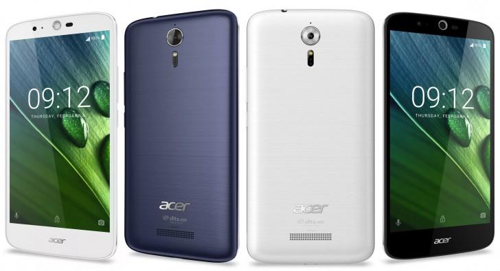 Acer Liquid Zest Plus มือถือแบต 5000 mAh เตรียมขายในเดือนกรกฎาคมนี้ ราคาประมาณ 7,100 บาท !!