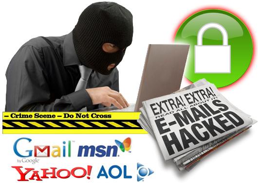 พบบัญชี Gmail กว่า 24 ล้านบัญชี และบัญชี Yahoo กว่า 40 ล้านบัญชี กำลังถูกบุกรุก !!