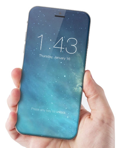 Apple เคยจดสิทธิบัตรการฝังตัวของระบบ TouchID ไว้ใต้หน้าจอ เพื่อใส่กับหน้าจอแบบ Edge to Edge