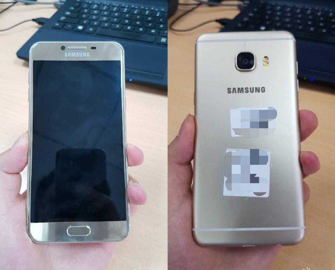 เผยภาพ Samsung Galaxy C5 มาพร้อมตัวเครื่องที่น่าได้แรงบันดาลใจจาก HTC ??